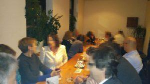 Stammtisch Freizeittreff Bielefeld/ OWL