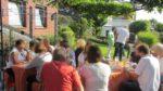 Garten-Party am 20. August