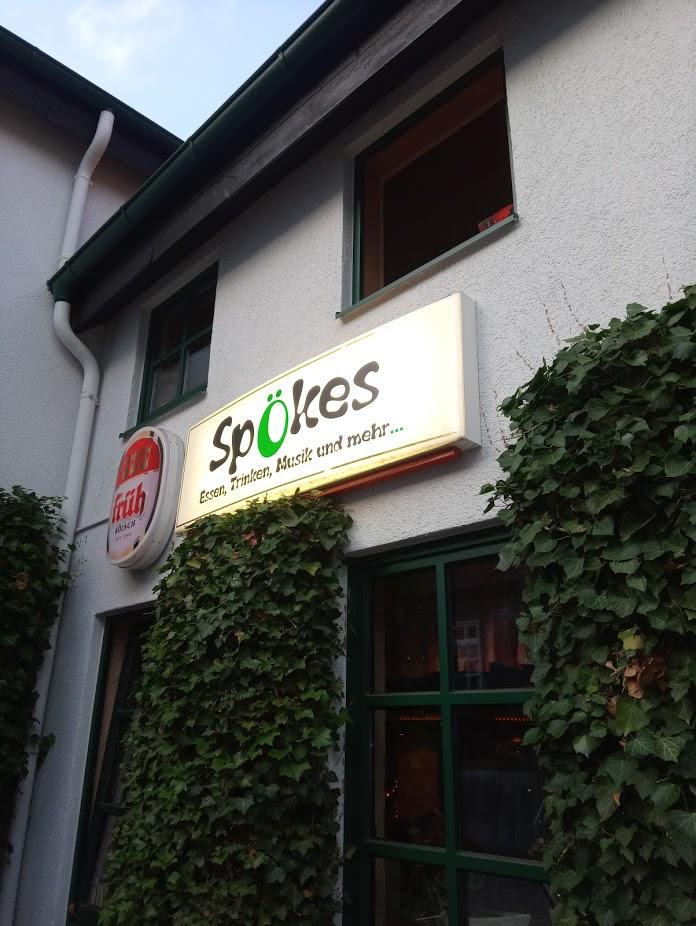 Mittwoch SPÖKES - 06. November